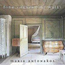 FREE US SHIP. on ANY 2 CDs! NEW CD Maria Antonakos: Four Corners No Walls