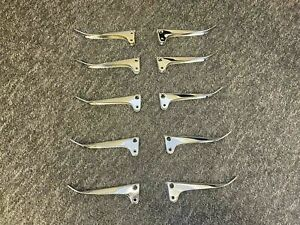 5 X Doherty type Brake and Clutch Lever Blades BSA NORTON MATCHLESS TRIUMPH