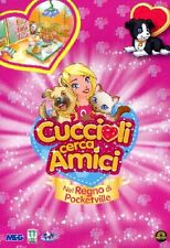 Cuccioli cerca Amici Vol. 8 (dvd Gadget) Medusa Video