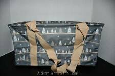 Thirty One MEDIUM Utility Tote in Snowy Slopes- NEW