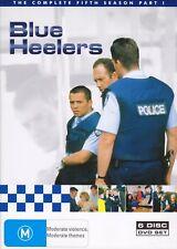 Blue Heelers-Complete Fifth Season (Part 1) 6 Disc DVD Set (Region 4)