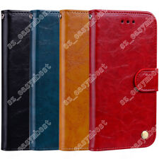 4Colors Flip Cover Stand Wallet Leather Case Phone Purse For iPhone 6/6S/7/8Plus