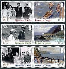 Tristan da Cunha 2017 Anniversary of HRH Prince Phillip Visit 6v set MNH