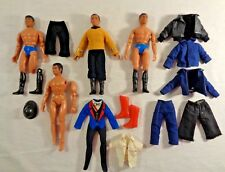 Vintage Mego Superman & Star Trek 1974 Action Figure Parts Lot Kirk Spock