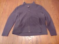 Black And Brown 1826 Sweater Size XXL 2XL