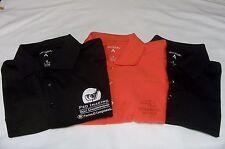 Lot of 3 ~ Antigua ~ Mens Golf Shirts M
