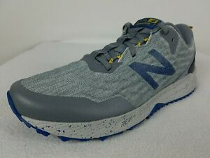 New Balance Nitrel Speed Ride Trail Running Shoes 10-12 Men's Gray Blue MTNTRLN3