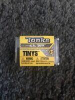 Tonka Tinys Blind Box Black Brand New