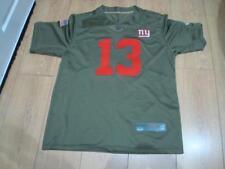 BECKHAM JNR 13 Salute to Service NFL NEW YORK GIANTS JERSEY - XL