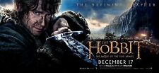 The Hobbit: The Battle of the Five Armies (2014) Movie Poster (16x36) v2