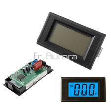 2-Wire 3 1/2 LCD AC 80-500V Digital Volt Panel Meter Voltage Power Supply
