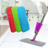 Floor Mop Replacement Pad Cloth Spray Microfibre Mop Refill Head Cloth Accessory