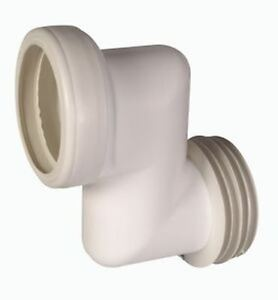 MULTIKWIK MKO100 RIGID OFFSET CONNECTOR FOR MISALIGNED WC TOILET PAN 100MM