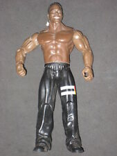 WWF WWE Jakks Ruthless Aggression ELIJAH BURKE  Wrestling Action Figure #3 RA