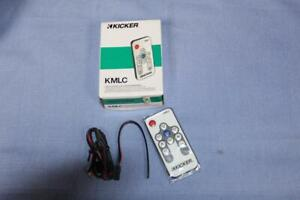 KICKER KMLC Marine LED Controller 41KMLC for Speakers with built-in LED Lighting