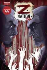 Z Nation #6 (of 6) (Cover A - Medri) (Dynamite -2017)