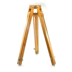 Soviet Wooden Large Format Camera Tripod! AS IS!