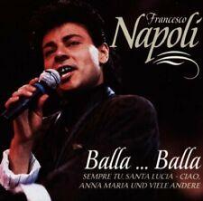 Francesco Napoli Balla..balla (compilation, 12 tracks, 1998)  [CD]