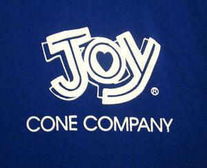 JOY ICE CREAM CONE youth small longsleeves T shirt kids siz 6-8 tee Pennsylvania