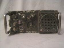 vintage U.S Army Communication Electronics Control Radio Set SM D 450170 Astra *