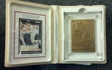 Highland Mint Sports Collection Bronze Card 1992 Pinnacle Jeff Bagwell