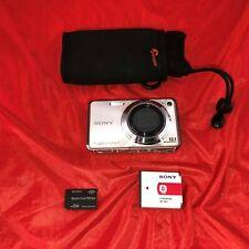 Sony CyberShot DSC WZGO 12.1 pixel Digital Camera