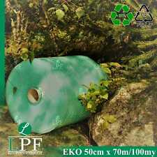 Luftpolsterfolie 50cm Noppenfolie Knallfolie Blasenfolie Polsterfolie Recycling