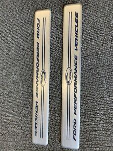 Pair of FPV scuff plate panel for BA BF series Falcon/FPV series sedan/ Ute