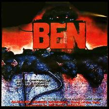 Ben, 1972 Original movie, DVD Video