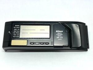 [NEAR MINT] Nikon MF-23 Multi Control Data Back For F4 F4S F4E From JAPAN #701