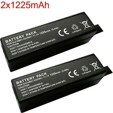 2x11.1v 1225mAh intelligent battery for DJI OSMO part 7 Handheld 4k Gimbal