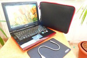 Samsung Q210 l 12 Zoll HD Netbook l GeForce l Akku NEU I WIndows 7 Ultimate 64