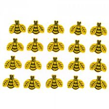 Bee Boutons-Dress It Up Tiny abeilles-MICRO-Bouton Nature Jardin Tige Insecte