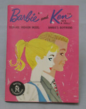 1961 Barbie & Ken Catalog