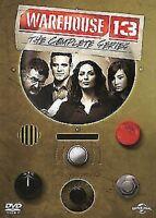 Warehouse 13 Stagioni 1 A 5 Collezione Completa DVD Nuovo DVD (8300570)
