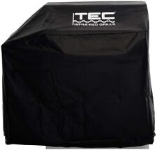 Tec Vinyl Bbq Grill Cover Freestanding Sterling Ii Patio Ii 1 Side Shelf St30Vc1
