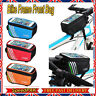 Sports Bicycle Cycling Bike Frame Front Tube Waterproof Mobile Holder Phone Bag