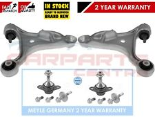FOR VOLVO S60 V70 FRONT LOWER SUSPENSION WISHBONE TRACK CONTROL ARMS BALL JOINTS