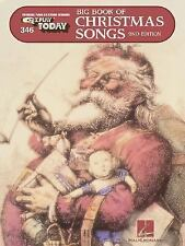 BIG BOOK OF CHRISTMAS SONGS - E-Z PLAY TODAY #346 PIANO SONGBOOK 102235