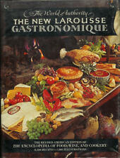 The New Larousse Gastronomique: The Encyclopedia o