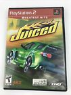 Juiced (PlayStation 2, 2005) PS2 - Complete W Manual - Resurfaced Tested