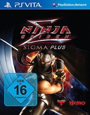Sony PlayStation Vita psv PSVita juego *** Ninja Gaiden Sigma Plus *** nuevo * New