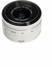 Samsung NX 20-50mm f/3.5-5.6 II ED Lens (White)