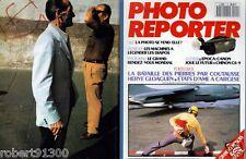 PHOTO REPORTER NOUVELLE SERIE 11./....HERVE GLOAGUEN.../...10 - 90