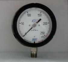 Pressure gauge 250kPa 130mm BE Wika