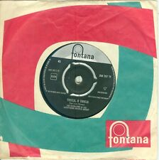 IBE HUNDLING & LIGHTTOWN SKIFFLE GROUP- TROELA, O TROELA ( FONTANA 266207) '62