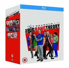 Big Bang Theory S1-11 Blu-ray Boxset
