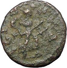 Severus Alexander Artemis Diana Lucifera Moon Roman Provincial Mint Coin i48881