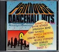 Music CD Reggae Penthouse Dancehall Hits Vol 4 Various Artists Sealed Album NEW