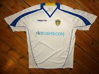 Leeds United Maillot + XL de Football Trikot Camiesta 2008 Saison